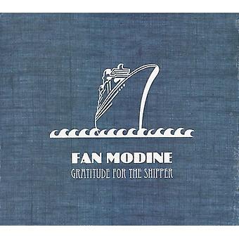 Fan Modine - Gratitude for the Shipper [CD] USA import