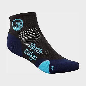 North Ridge Unisex Trail Running Socks (5 Pack) Multi