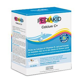 Pediakid Calcium Growth C + (Flavor Cola) 14 units (Cola)