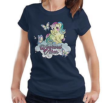 My Little Pony Weekend Vibes Naisten's T-paita