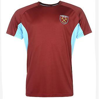 Source Lab West Ham United T-Shirt Mens