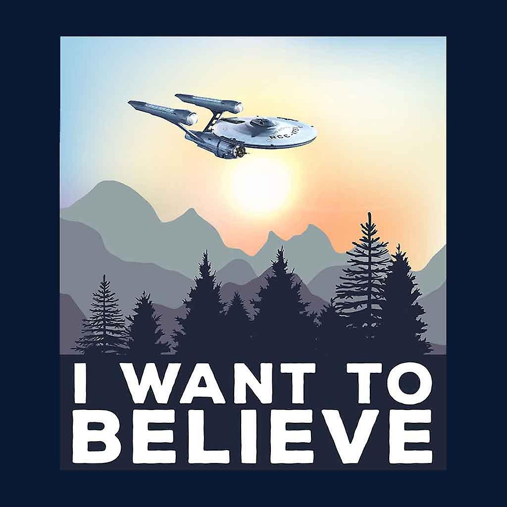 Rabatt Fantastisk pris I Want To Believe Star Trek USS Enterprise X Dateien Männer Varsity Jacket XWPpf