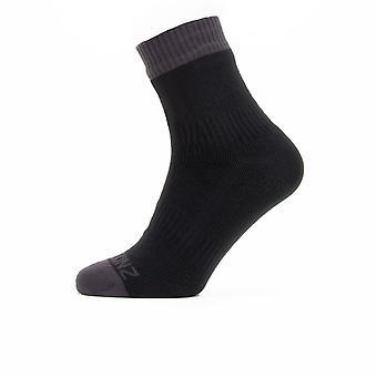 SealSkinz Waterproof Warm Weather Ankle Socks - AW20