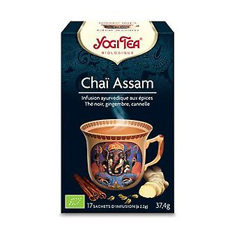 Chai assam 17 infusion bags