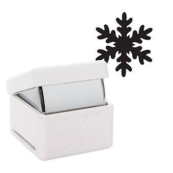 Xcut Large Palm Punch - Snow Crystal