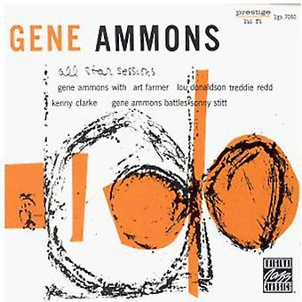Ammons/Stitt - All-Star Sessions [CD] USA import