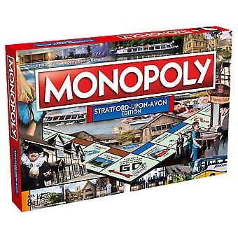 Stratford upon Avon Monopoly Board Game