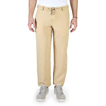 Armani jeans 3y6p56 men's linen trousers