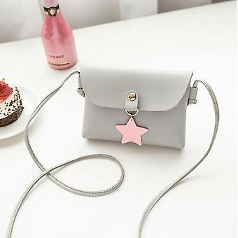 Girl Fashion Pu Leather Cross Body , Small Bag - Shoulder Bag Fashion