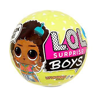 Boneca dos meninos da surpresa de L.O.L.