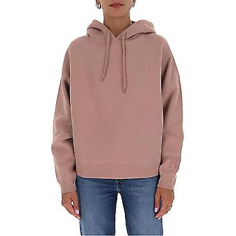 Alexander Wang 4cc1202025260 Mujer's Sudadera de algodón rosa