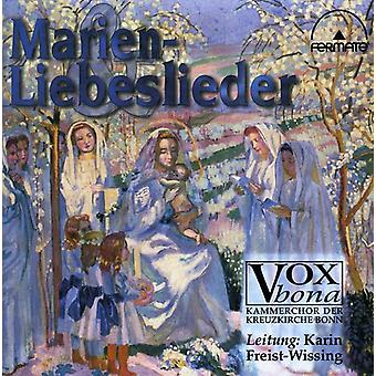 Songs to the Virgin Mary & Love Songs - Marien-Liebeslieder [CD] USA import