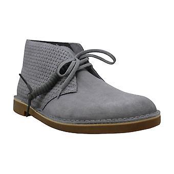 Clarks Mens Bushacre 2 Stoff geschlossen Zehen Knöchel Mode Stiefel