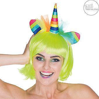 Rainbow rannerengas sateenkaari värikäs rannekoru karnevaali lisävaruste