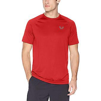 Peak Velocity Men's Tech-Vent Short Sleeve Odor-resistente T-shirt Loose-Fit, ...
