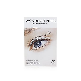 Wonderstripes The Instant Eye Lift Beauty Tapes (small + Medium + Large) - 84tapes