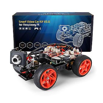 Ferngesteuerter Roboter Modell 4b 3b + B 2b Smart Video Car Kit V2.0 Rc Car (rpi