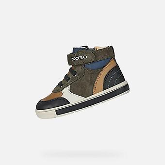 Geox b trottola high-top saappaat