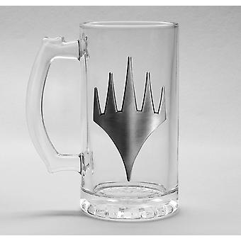 Magic The Gathering Planeswalker Glass Stein
