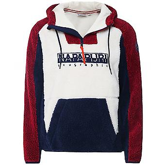 Napapijri Half-Zip Hooded Teide 3 Fleece