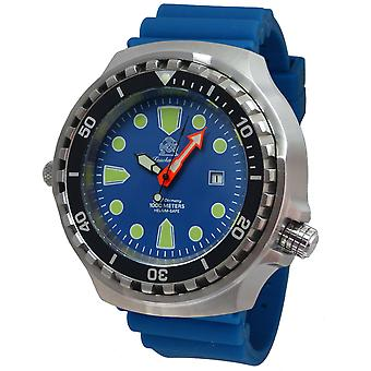 Tauchmeister T0315BLU automatic diving watch 52mm
