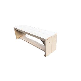 wood4you Tuinbank Nick Vurenhout -180Lx43Hx38D cm
