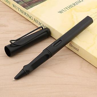 البلاستيك شعبية مكتب أزياء ماتي الأسود، Ef نافورة القلم
