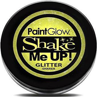 PaintGlow Neon Uv Trblietky Shaker - Sherbet Lemon - 5g