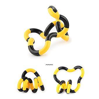 Fidget Anti Stress Toy Twist, Décompression adulte, Child Deformation Rope,