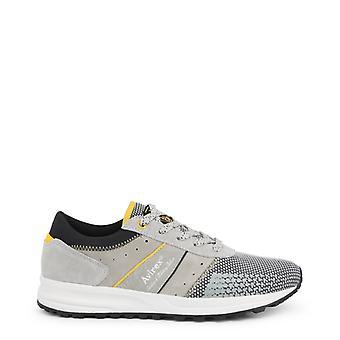 Avirex av01m60611 ανδρικά δερμάτινα αθλητικά παπούτσια
