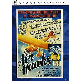 Air Hawks [DVD] USA import
