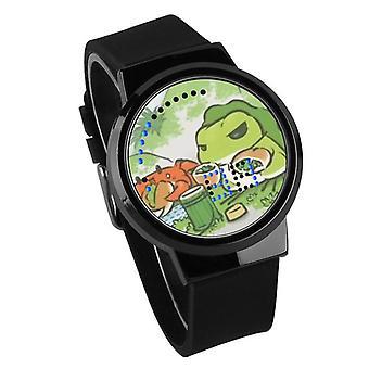 עמיד למים זוהר הוביל דיגיטלי מגע ילדים לצפות - נסיעות צפרדע #26