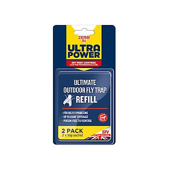 STV Ultimate Outdoor Fly Trap Refill ZER542