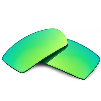 Replacement Lenses for Oakley Canteen 2014 Sunglasses Anti-Scratch Green Mirror