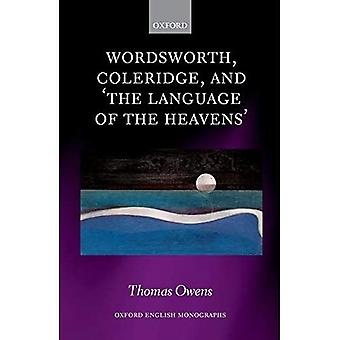 Wordsworth, Coleridge, and 'the language of the heavens'