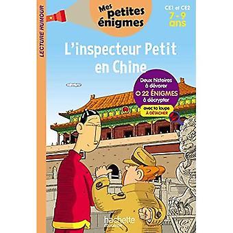 L'inspecteur Petit en Chine (CE1/CE2)