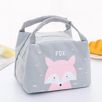 Baby Food Insulation Bag, Waterproof Thermal Convenient Leisure Cute Cartoon