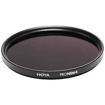 Hoya 58 mm pro nd 64 filter