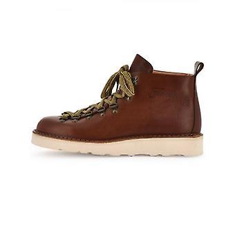 Fracap Brown Ripple Sole Scarponcino Boot