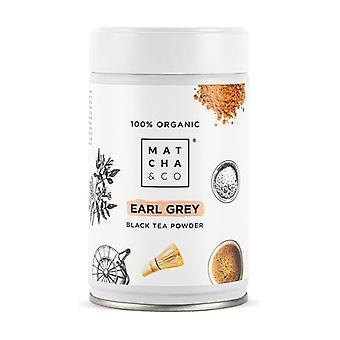 Earl Gray Black Tea Powder 70 g of powder