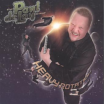 Paul Delay Band - Heavy Rotation [CD] USA import