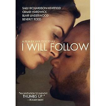 I Will Follow [DVD] USA import