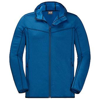 Jack Wolfskin Sutherland Hooded Jacket Mens Zip Up Track Top 1706611 1062