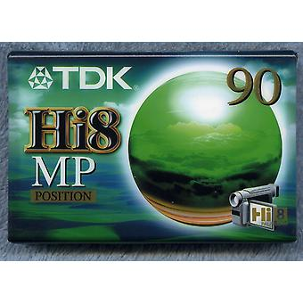 Tdk p5-90 hmp blank tapes