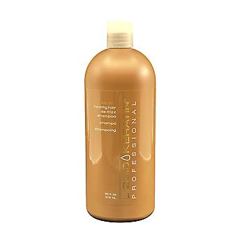 Liquid Keratin Professional Keratin Infusing Healthy Hair De-Frizz Shampoo 33 oz