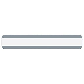 "Double Wide Sentence Strip Reading Guide, 1.25"" X 7.25"", Clear"