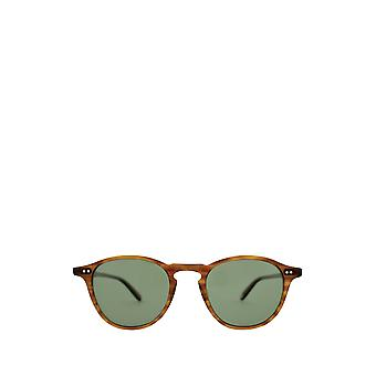 Garrett Leight HAMPTON SUN demi blonde unisex sunglasses