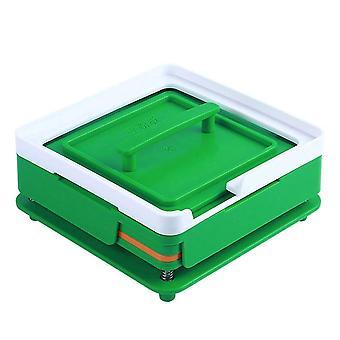 100 Holes Manual Capsule Filling Machine Manual Encapsulate Board
