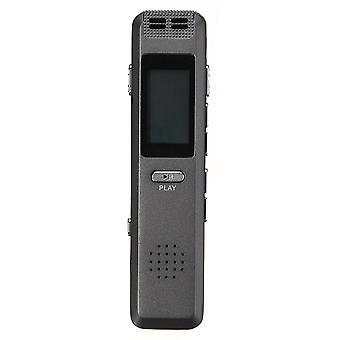 Portabil 8GB Digital Audio Sound Voice Recorder Pen MP3 Player Auto Recording