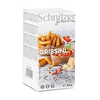 Grissini sticks gluten free pizza 100 g